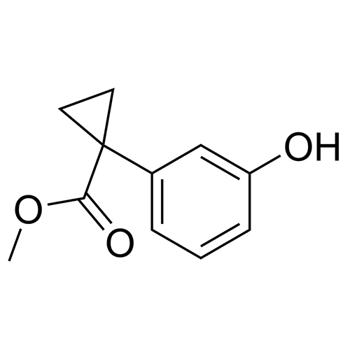 methyl 1-(3-hydroxyphenyl)cyclopropane-1-carboxylate