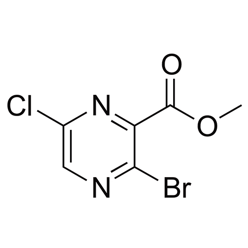methyl 3-bromo-6-chloropyrazine-2-carboxylate