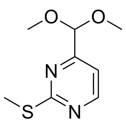 4-(dimethoxymethyl)-2-(methylsulfanyl)pyrimidine