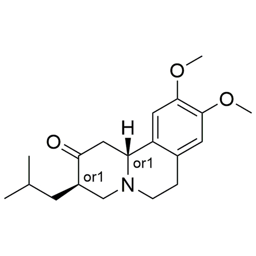 2h-benzo[a]quinolizin-2-one, 1,3,4,6,7,11b-hexahydro-9,10-dimethoxy-3-(2-methylpropyl)-, (3r,11br)-rel-