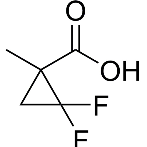 2,2-Difluoro-1-methylcyclopropanecarboxylic acid