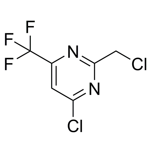 4-chloro-2-(chloromethyl)-6-(trifluoromethyl)pyrimidine