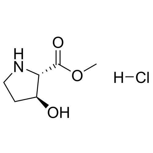 methyl (2S,3S)-3-hydroxypyrrolidine-2-carboxylate hydrochloride