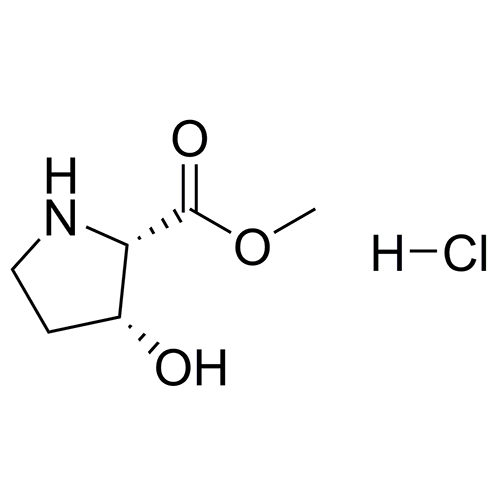 (2S,3R)-Methyl 3-hydroxypyrrolidine-2-carboxylate hydrochloride
