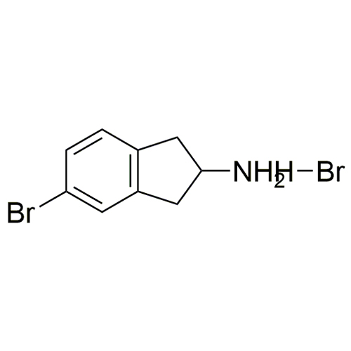 5-bromo-2,3-dihydro-1H-inden-2-amine hydrobromide