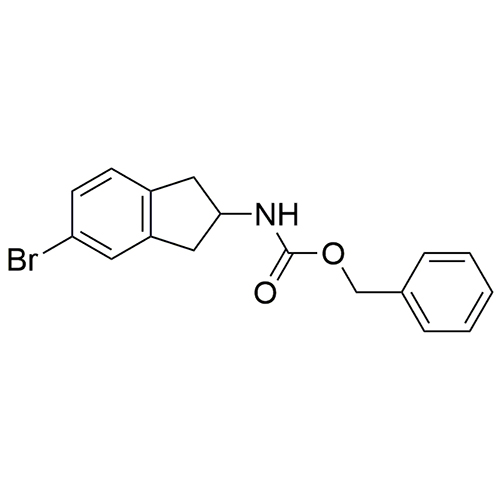 benzyl (5-bromo-2,3-dihydro-1H-inden-2-yl)carbamate