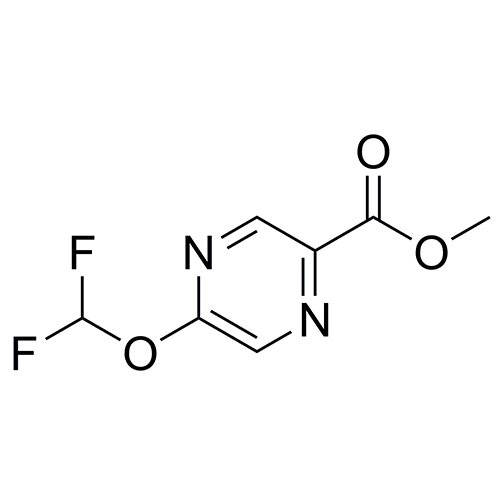 Methyl 5-(difluoromethoxy)pyrazine-2-carboxylate