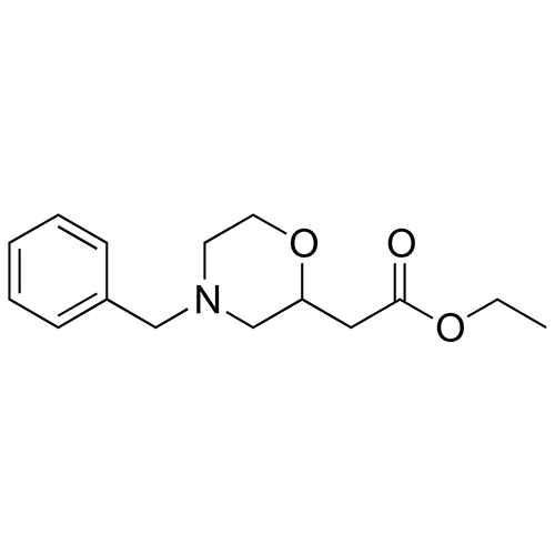 (4-Benzyl-morpholin-2-yl)-acetic acid ethyl ester