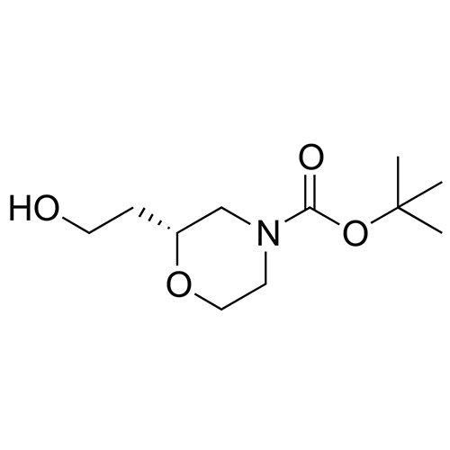 (R)-tert-butyl 2-(2-hydroxyethyl)morpholine-4-carboxylate