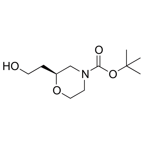(S)-tert-butyl 2-(2-hydroxyethyl)morpholine-4-carboxylate