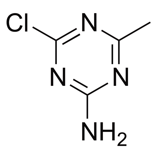 4-chloro-6-methyl-1,3,5-triazin-2-amine