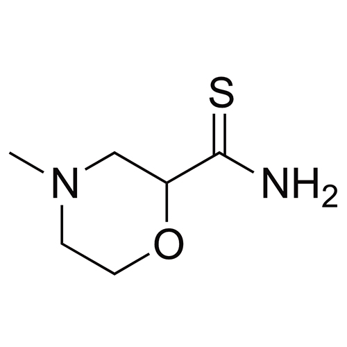 4-Methyl-morpholine-2-carbothioic acid amide