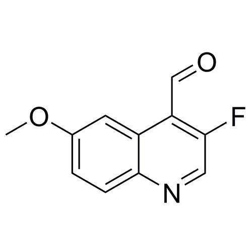 3-fluoro-6-methoxyquinoline-4-carbaldehyde