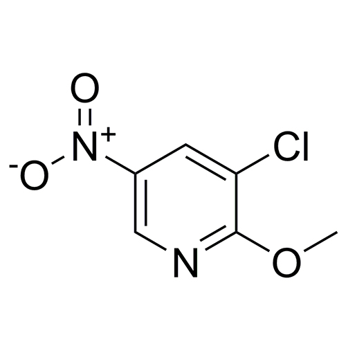 3-chloro-2-methoxy-5-nitropyridine