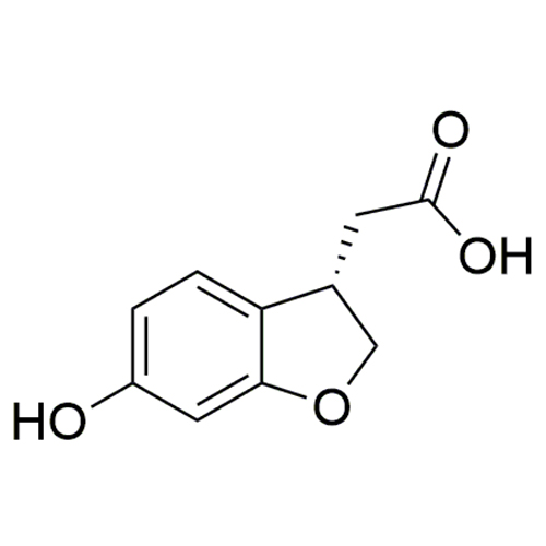 (S)-2-(6-Hydroxy-2,3-dihydrobenzofuran-3-yl)acetic acid