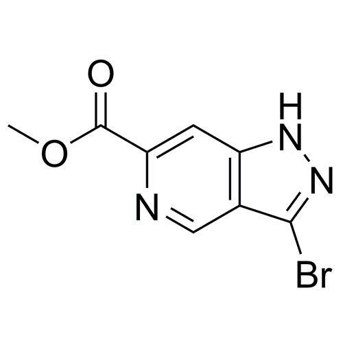 Methyl 3-bromo-1H-pyrazolo[4,3-c]pyridine-6-carboxylate