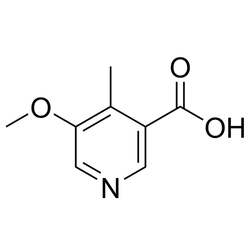 5-Methoxy-4-Methylnicotinic acid