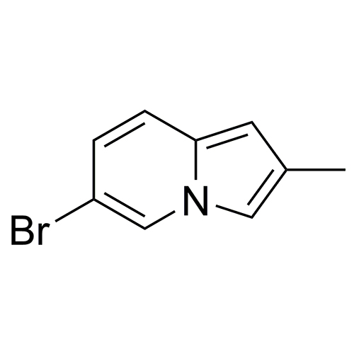 6-bromo-2-methylindolizine