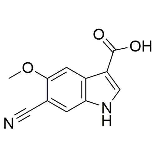 6-cyano-5-methoxy-1H-indole-3-carboxylic acid