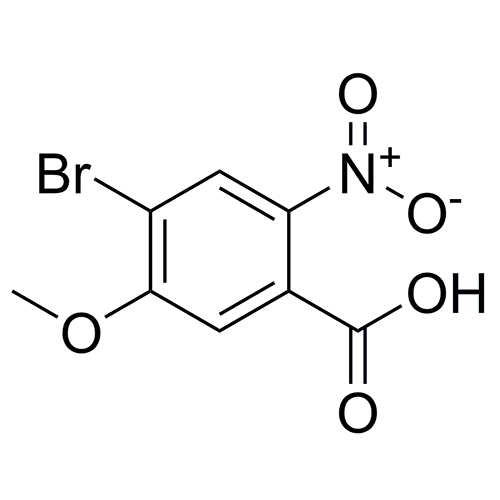4-Bromo-5-methoxy-2-nitrobenzoic acid