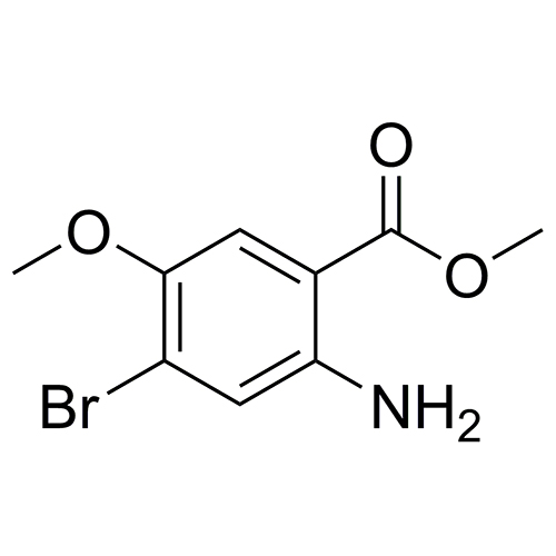 methyl 2-amino-4-bromo-5-methoxybenzoate