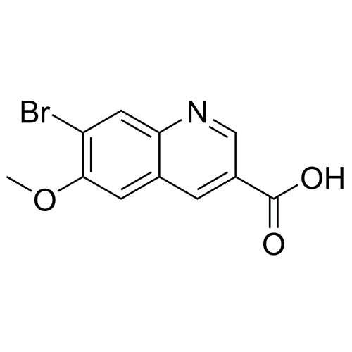 7-Bromo-6-methoxyquinoline-3-carboxylic acid