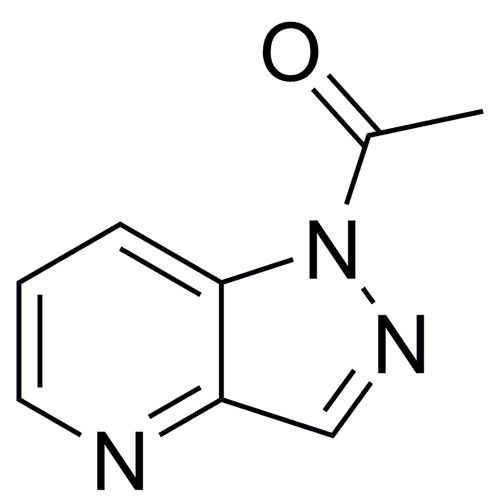1-Acetyl-1H-pyrazolo...