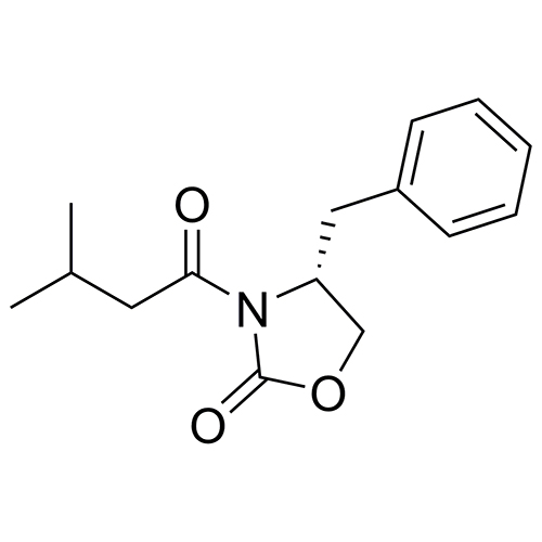 (R)-4-benzyl-3-(3-methylbutanoyl)oxazolidin-2-one