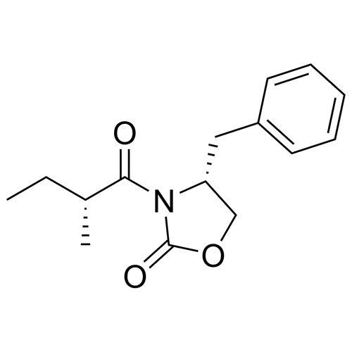 (R)-4-benzyl-3-((R)-2-methylbutanoyl)oxazolidin-2-one