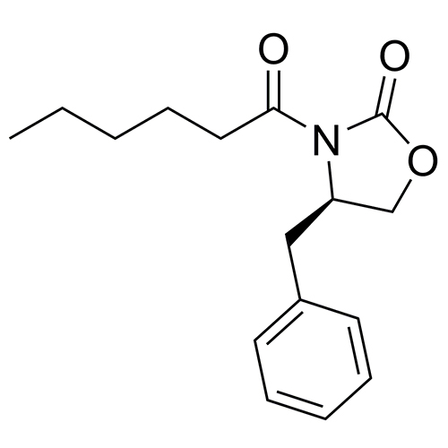 (R)-4-benzyl-3-hexanoyloxazolidin-2-one
