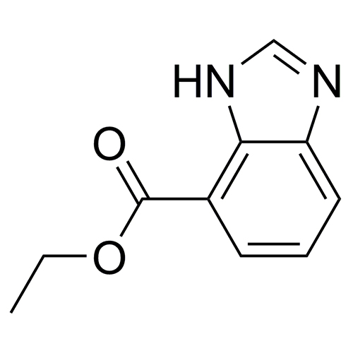 Ethyl 3H-benzo[d]imidazole-4-carboxylate