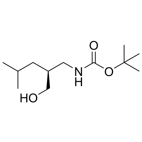 (S)-tert-butyl (2-(hydroxymethyl)-4-methylpentyl)carbamate