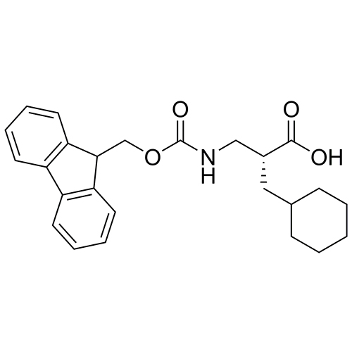(R)-3-((((9H-fluoren-9-yl)methoxy)carbonyl)amino)-2-(cyclohexylmethyl)propanoic acid