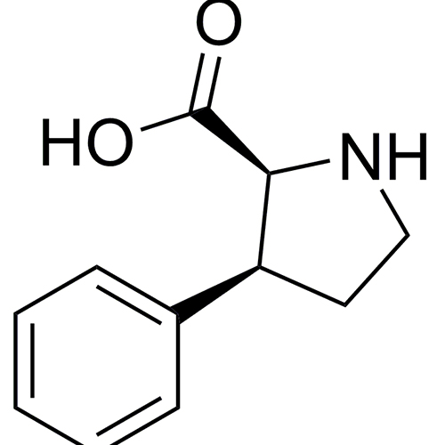 (2S,3S)-3-phenylpyrrolidine-2-carboxylic acid
