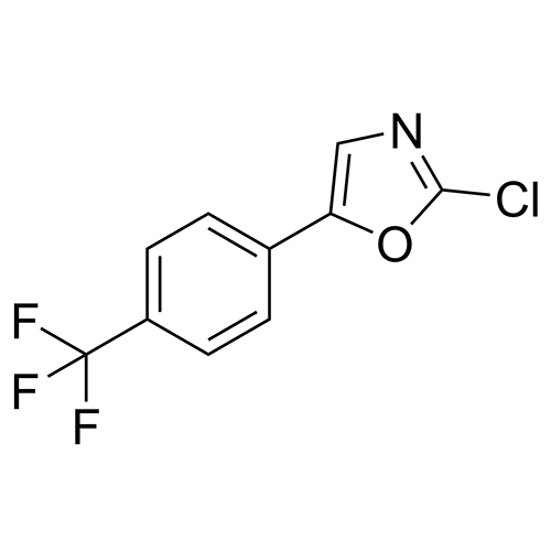 2-chloro-5-(4-(trifluoromethyl)phenyl)oxazole