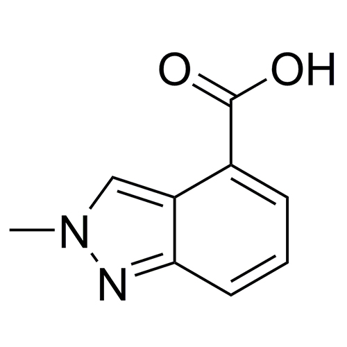 2-methyl-2H-indazole-4-carboxylic acid