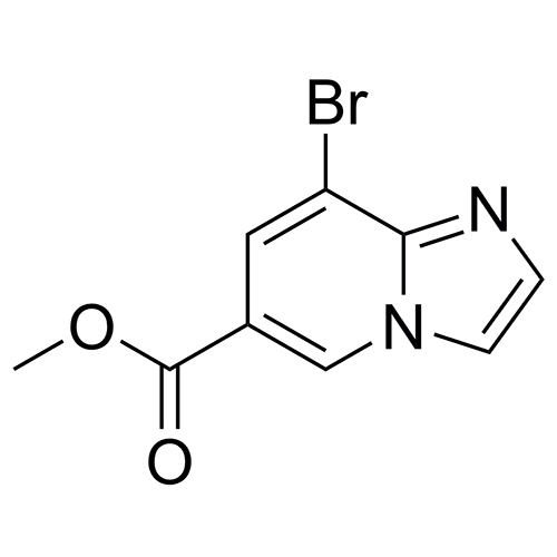 methyl 8-bromoimidazo[1,2-a]pyridine-6-carboxylate