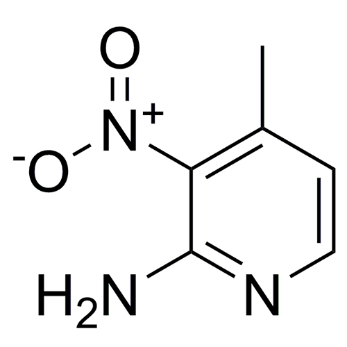4-methyl-3-nitropyridin-2-amine