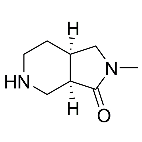(3aR,7aR)-2-methyl-octahydro-1H-pyrrolo[3,4-c]pyridin-3-one